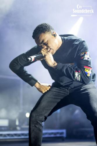 Vince Staples by Isaac Zipursky
